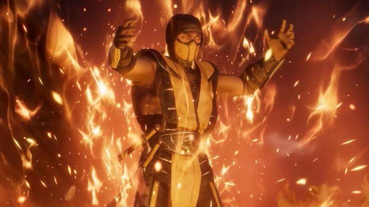 Mortal Kombat reboot movie casts its Shang Tsung and Scorpion