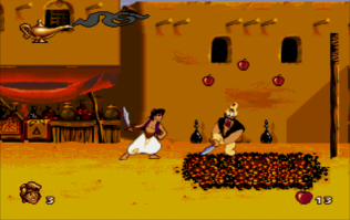 Two classic Disney games for the Mega Drive are getting a current gen re-release
