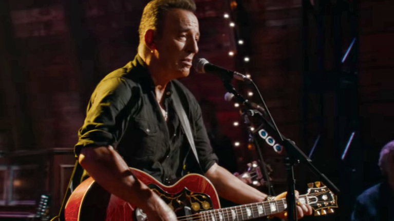 #TRAILERCHEST : Bruce Springsteen's new documentary looks like a treat for fans of The Boss
