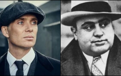 Peaky Blinders creator discusses the potential meeting of Tommy Shelby and Al Capone