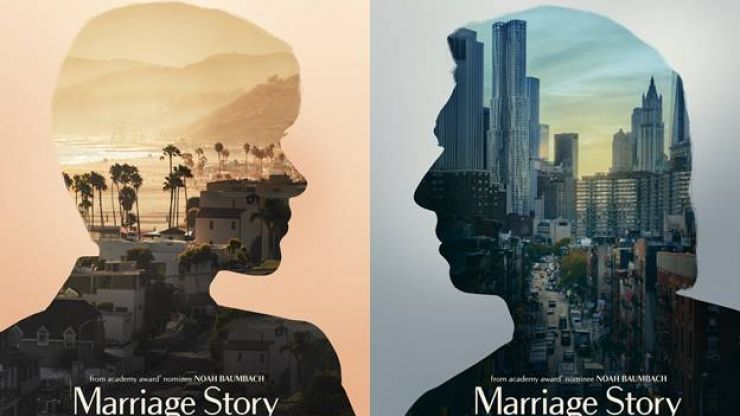 "Netflix release a ""His & Her"" set of trailers for their new and very original rom-com Marriage Story"