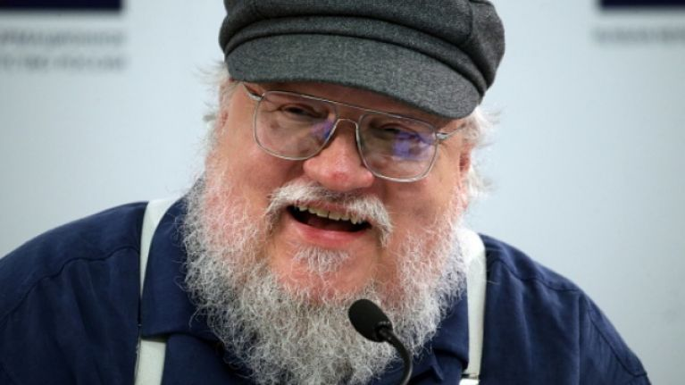 """""""We could have gone for 13 seasons"""" - George R.R. Martin on Game of Thrones, writing, and the future"""
