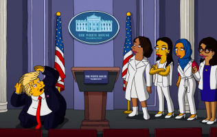WATCH: The Simpsons new promo featuring Donald Trump really is... something