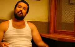 It appears that Always Sunny star Rob McElhenney is in Ireland