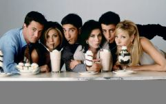 Some very special episodes of Friends are being shown in Irish cinemas to celebrate the show's 25th anniversary
