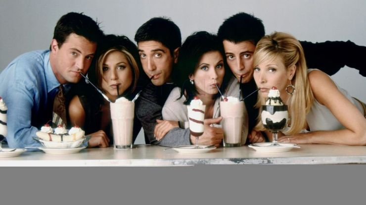 HBO reveal the first official details of the Friends reunion episode