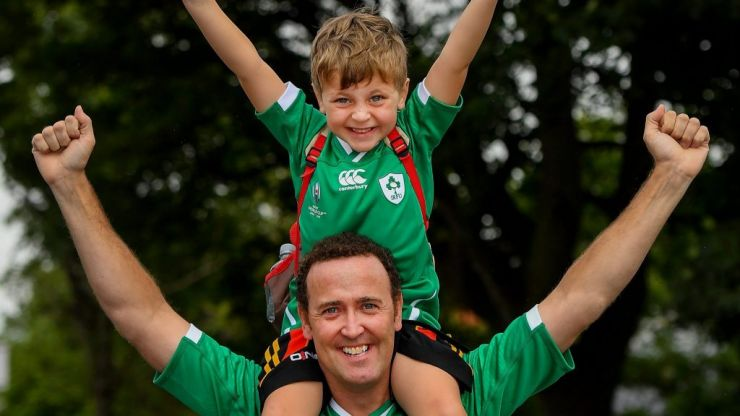 COMPETITION: Show your support of the Irish rugby team to win up to €1,500