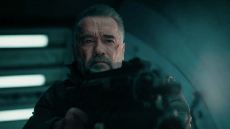 #TRAILERCHEST - The new Terminator: Arnie is back in the action-packed trailer for Dark Fate