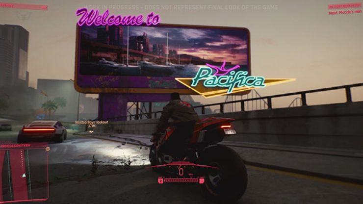 WATCH: 14 minutes of gameplay from 2020's most-anticipated game, Cyberpunk 2077