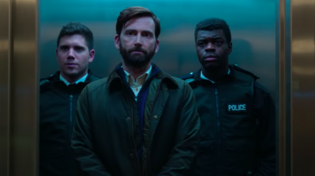 Netflix's new crime thriller looks like nothing you've ever
