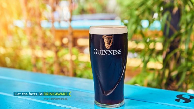 Here's how you can get a free pint of Guinness this week