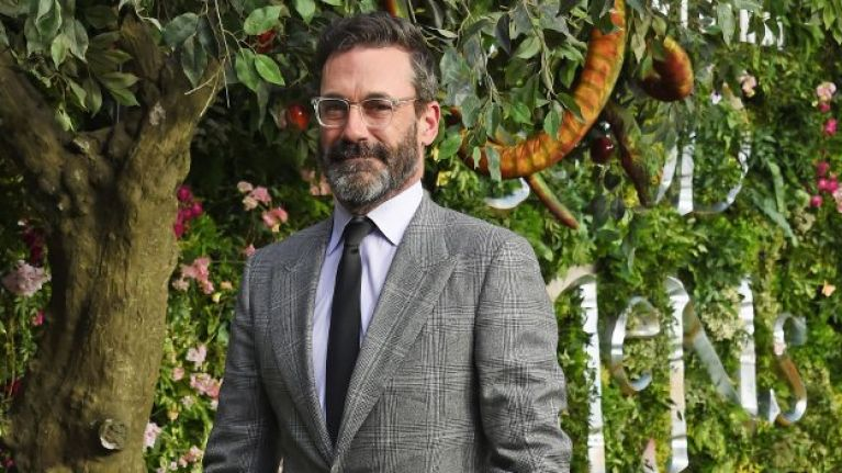 Mayo for Hamm: Mad Men star part of stellar cast in movie to be shot in the west of Ireland