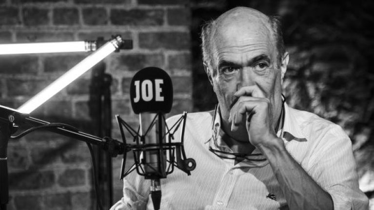 """You go across the water and they're all mad"" - Colm Tóibín on how Brexit has turned the tables"