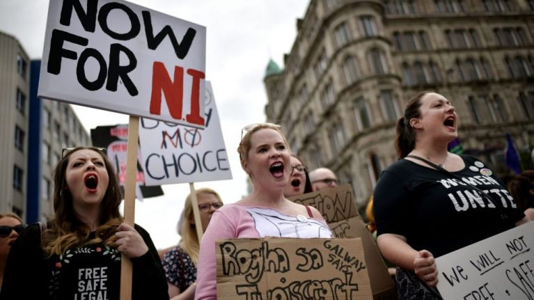 Westminster will lift Northern Ireland's abortion ban if the north still has no government next month