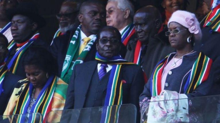 Former President of Zimbabwe Robert Mugabe has died