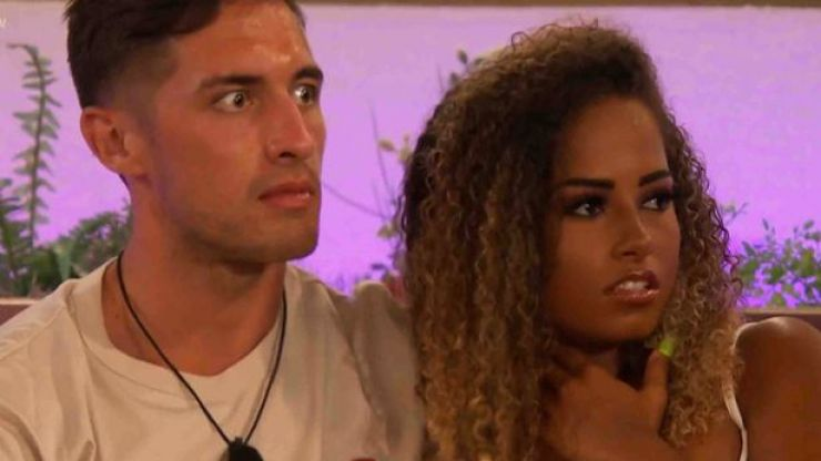 Love Island's Amber Gill and Greg O'Shea have reportedly broken up