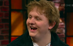 Lewis Capaldi had the nation in stitches during his Late Late appearance