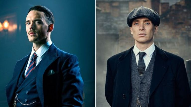 Peaky Blinders star on what Oswald Mosley wants from Tommy and why Season 5 is 'eye-opening'