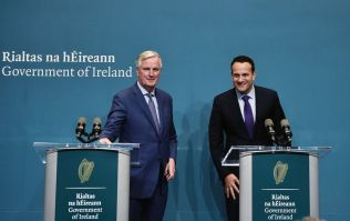 EU Chief Negotiator states that the Irish backstop won't be changed