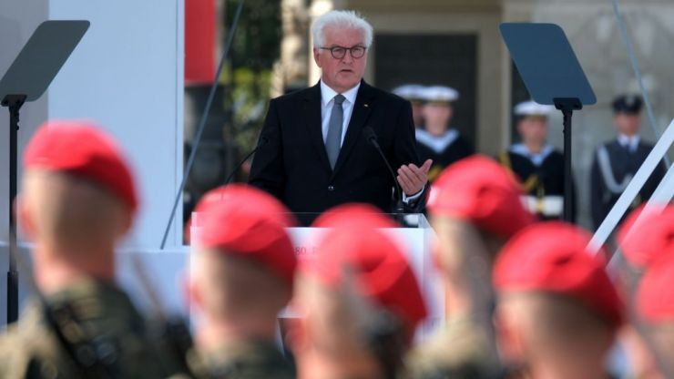 80 years on from the beginning of World War II, German President asks Poland for forgiveness