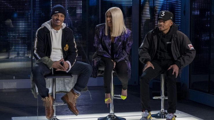 WATCH: Netflix are launching a hip-hop version of The X-Factor with new talent show Rhythm + Flow