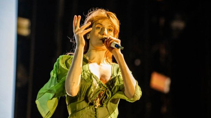 Electric Picnic 2019 - Sunday: Florence versus the machines