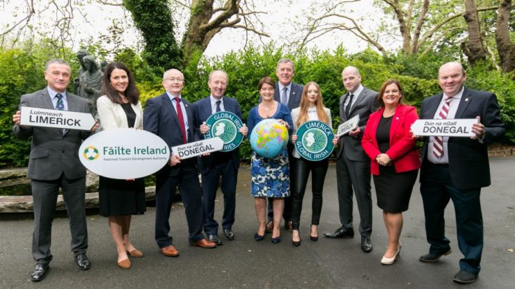 Here's Everything you need to know about the Global Irish Series