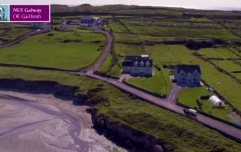 WATCH: World's first drone delivery of diabetes medication to the Aran Islands