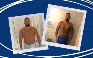 How boxer Tony Bellew lost a stone and a half after retiring from the ring
