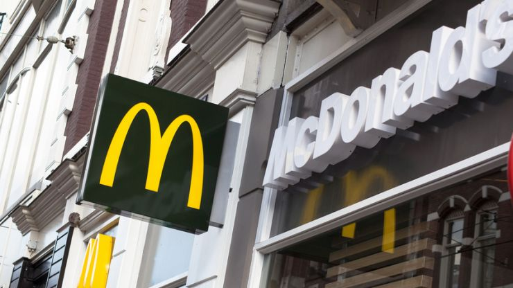 McDonald's launch new line of loungewear to celebrate first ever McDelivery Night In