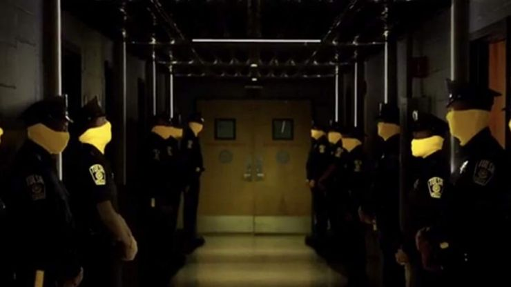 WATCH: The latest footage from HBO's Watchmen series finally reveals the plot