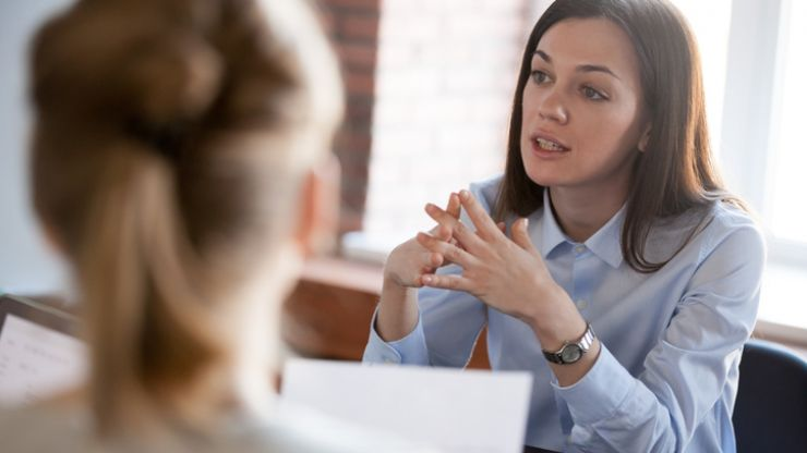 'You have to be conscious of how you conduct yourself' - why a good manager is able to apologise to staff