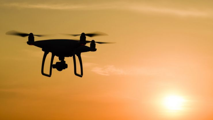 Irish businessman to launch drone food delivery within a year - here's how it works
