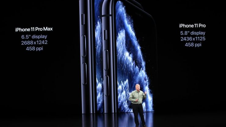 Here's how much the iPhone 11, iPhone 11 Pro, and iPhone 11 Pro Max will cost in Ireland
