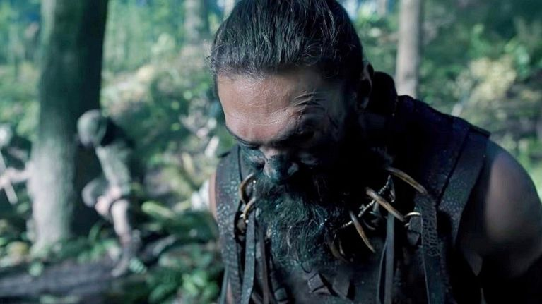 WATCH: Jason Momoa's new show looks like it could fill that Game Of Thrones void in our lives