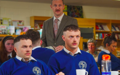 "Young Offenders star says Season 2 ""fu**ed me up"" in the nicest way possible"