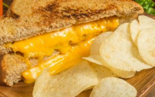 There's a ham and cheese toastie festival coming to Bray in November