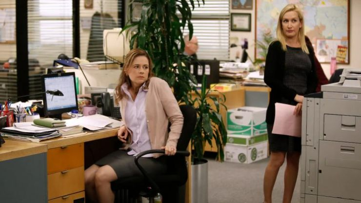 Two of the stars of The Office US to reveal behind-the-scenes stories on new podcast