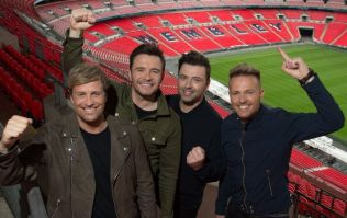Westlife announce once-in-a-lifetime show at Wembley Stadium for next summer