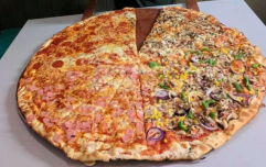 A Dublin pizzeria will pay you €500 if you can devour this absolute monster in just over 30 minutes