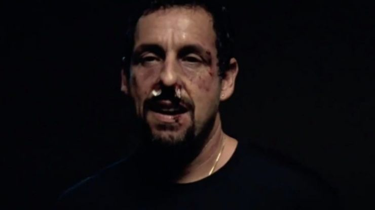 WATCH: The trailer for Adam Sandler's Oscar-touted thriller has arrived