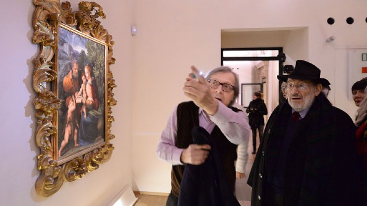 Long-lost painting worth €6million found hanging in elderly woman's kitchen