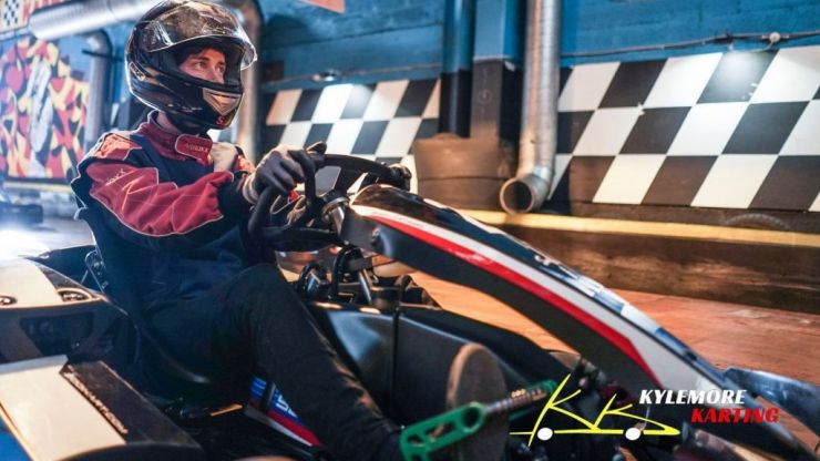 COMPETITION: Win an indoor karting Grand Prix experience for 15 people