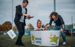 WATCH: Balbriggan RFC players take the Ice Bath Quiz