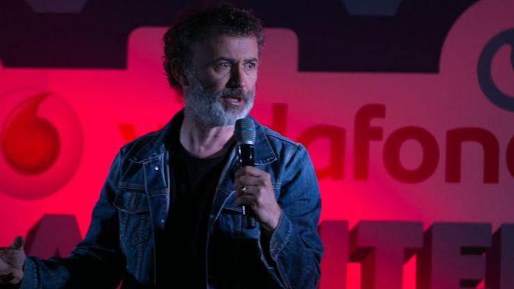 Tommy Tiernan and Doireann Garrihy amongst the guests on The Late Late Show tonight