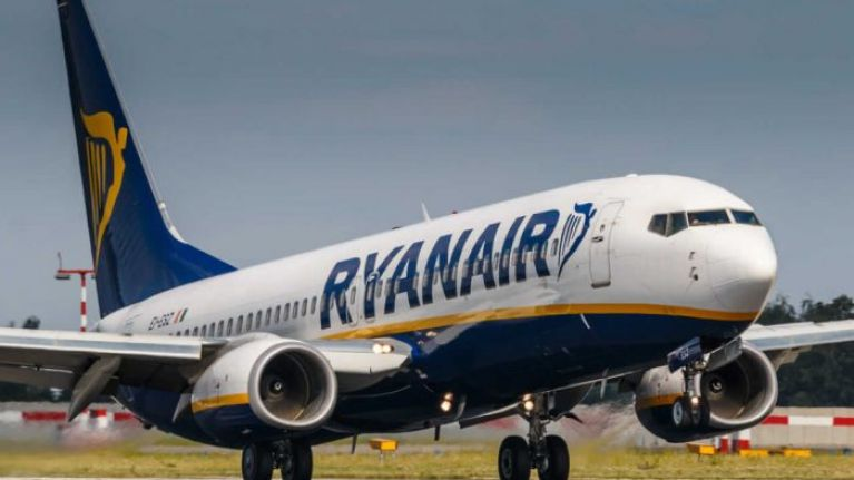 A Spanish court has banned Ryanair's cabin bag fee