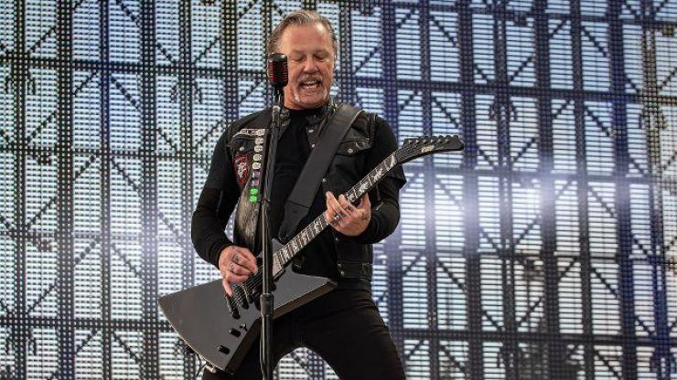 Metallica postpone world tour dates as James Hetfield enters rehab