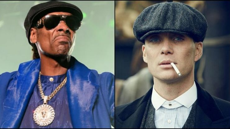 Hey, here's Snoop Dogg covering the Peaky Blinders theme song