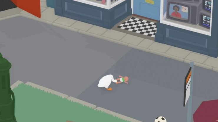 I was a good person until I played the Untitled Goose Game