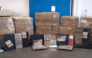 Revenue seize over €1 million of illegal cigarettes in Dublin Port
